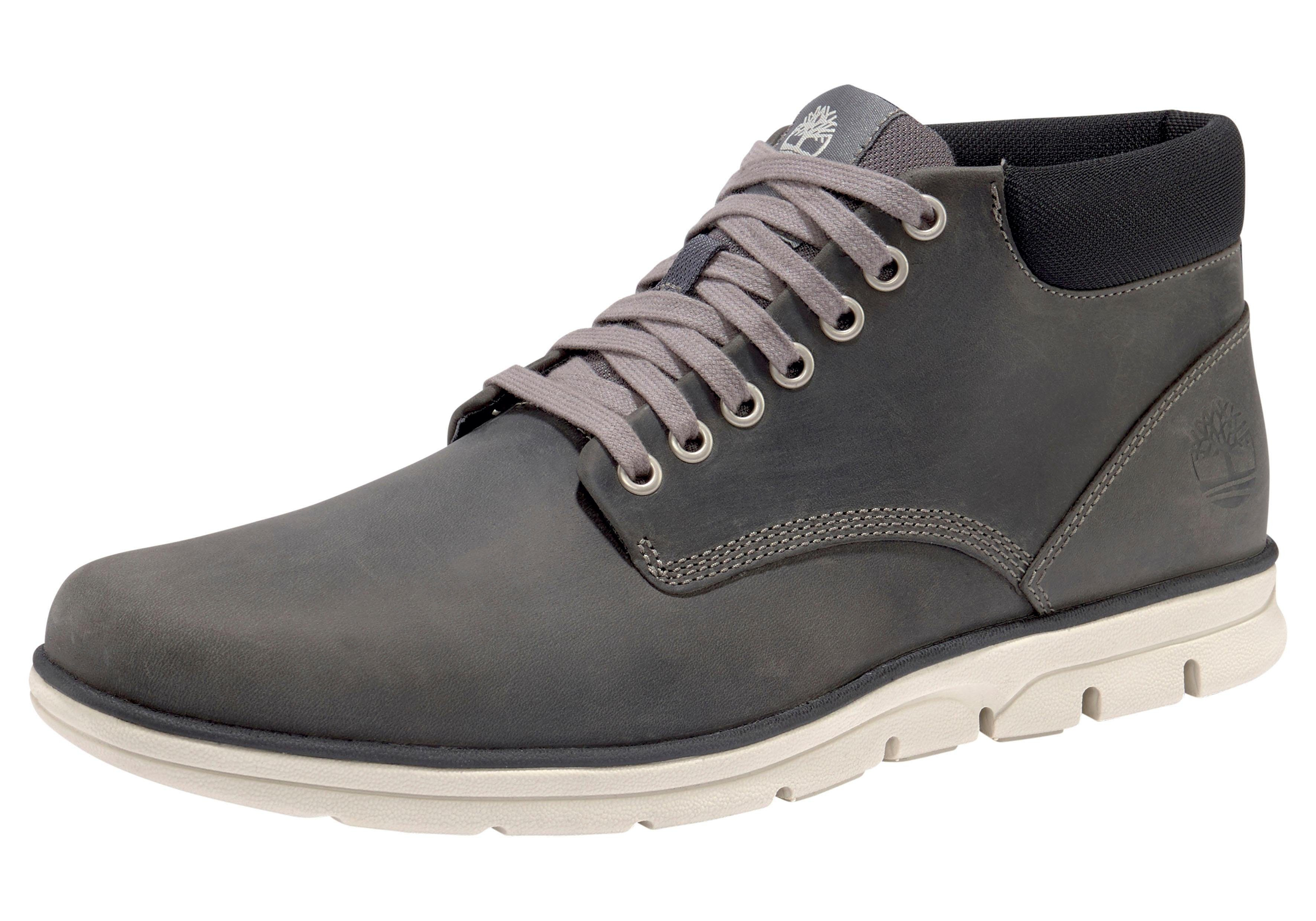 Timberland Herren Bradstreet Leather Sensorflex Chukka Boots, Braun (Pure Cashmere Nubuck), 46 EU
