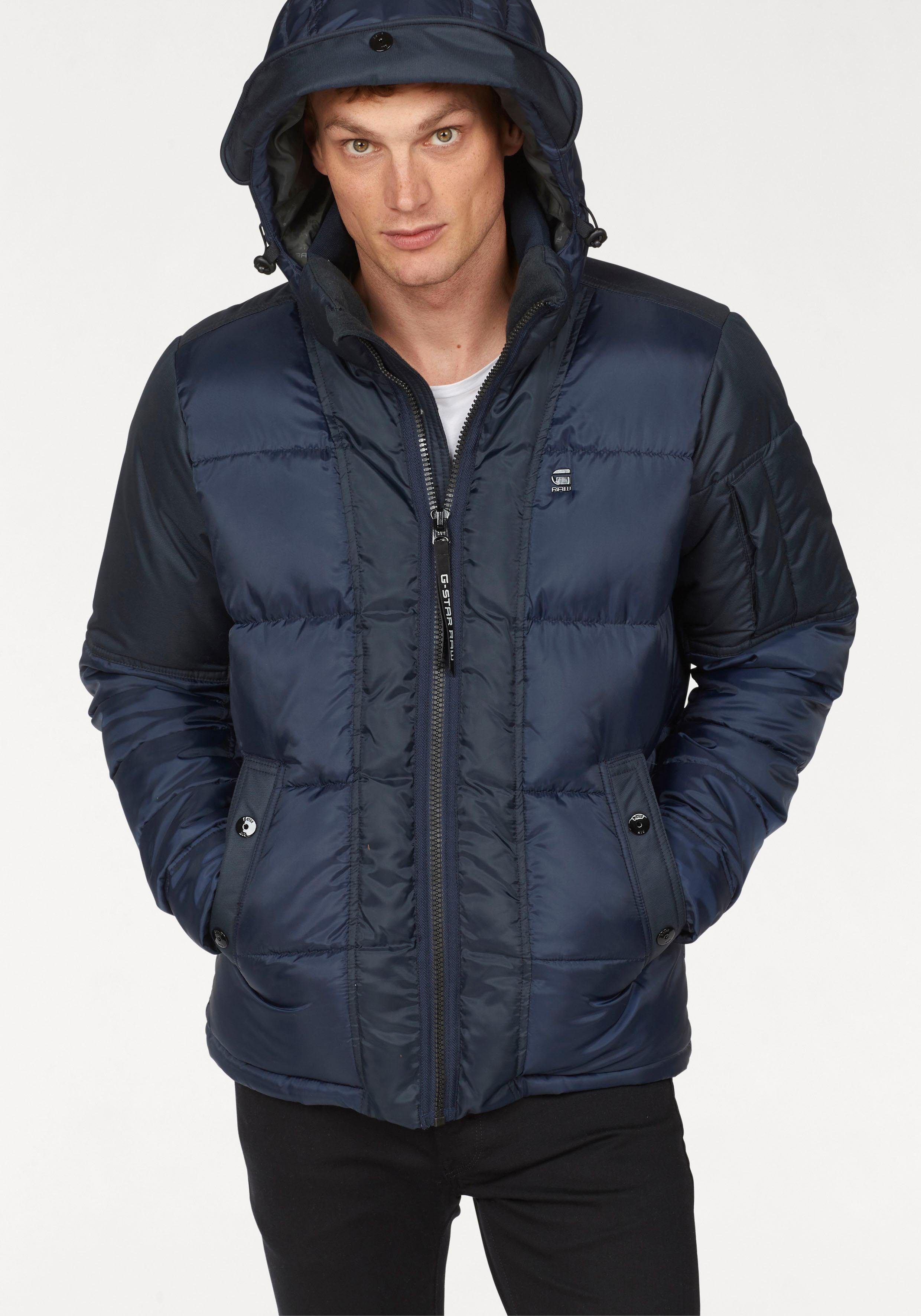 KaufenOtto »whistler Obermaterial Raw Aus Hdd« Recycelten Online Steppjacke G Star Quilted Polyester iXZkOuTP