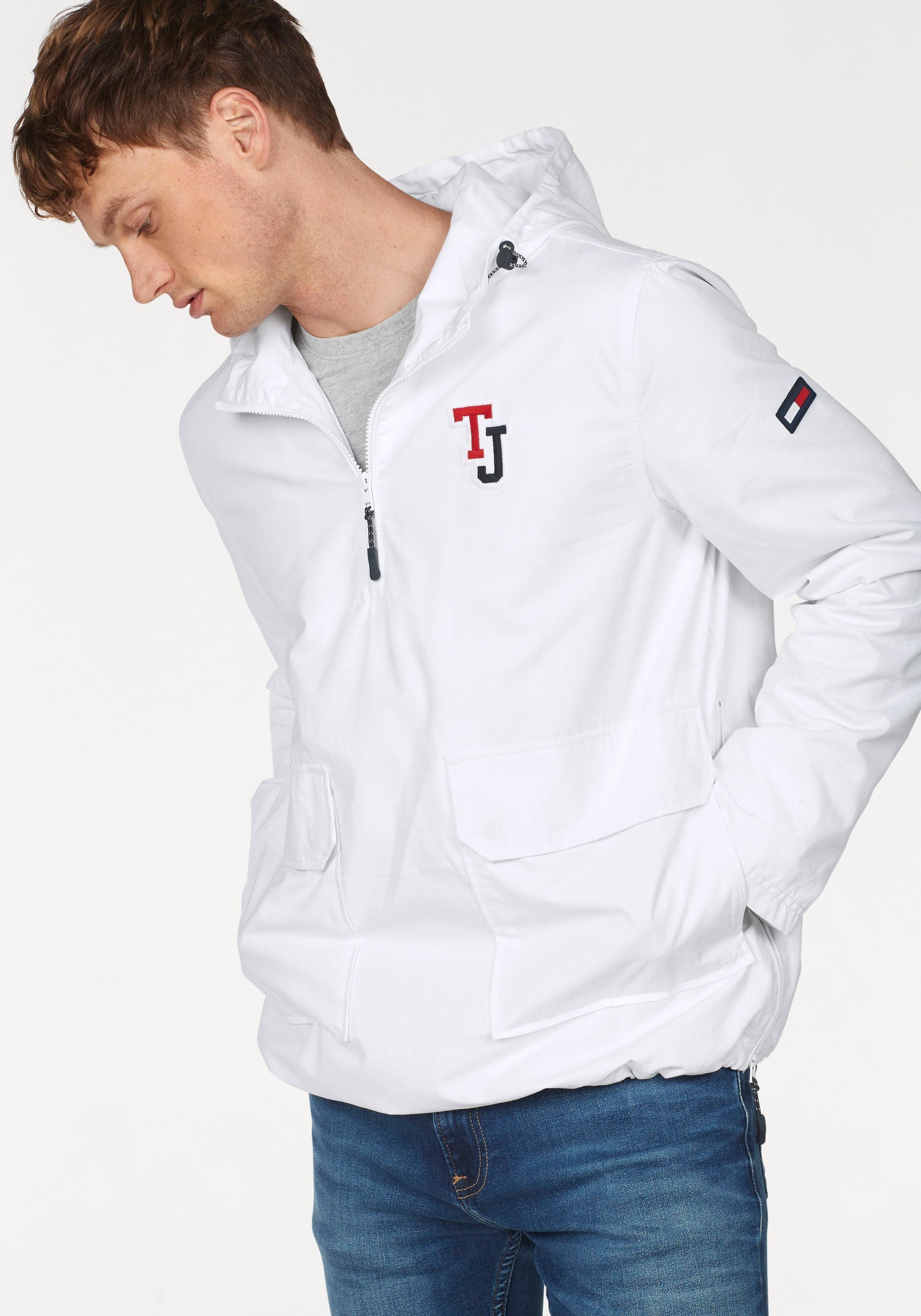 Tommy Jeans Jacke »TJM LOGO PULLOVER JACKET«