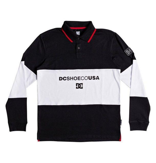 dc shoes -  Langarm-Polo Shirt »Emerson«