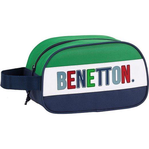 United Colors of Benetton Kulturbeutel »Kulturbeutel Benetton UCB 1965«