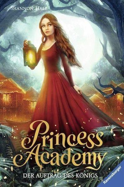Gebundenes Buch »Der Auftrag des Königs / Princess Academy Bd.3«