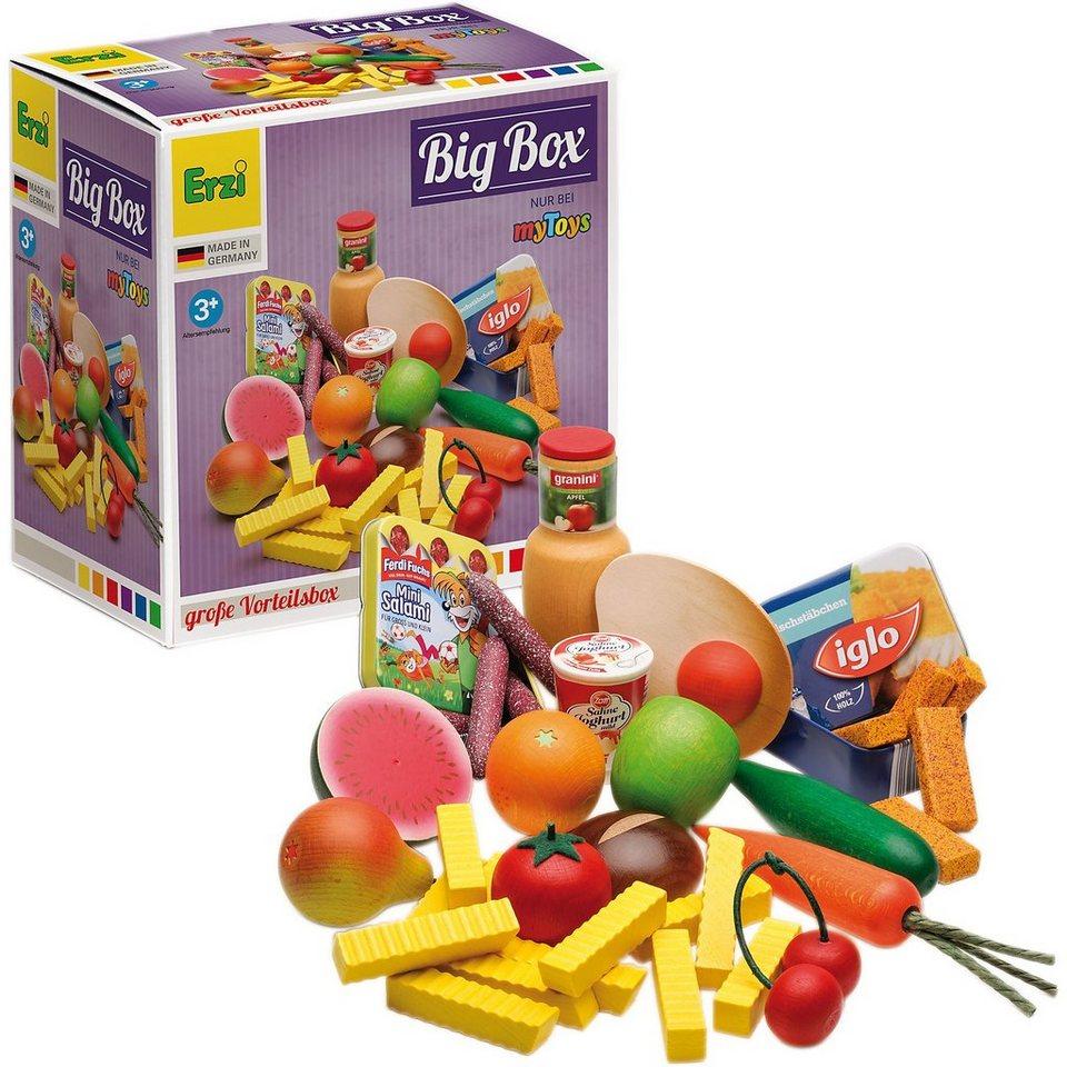 Erzi® Exklusiv Big Box Spiellebensmittel kaufen