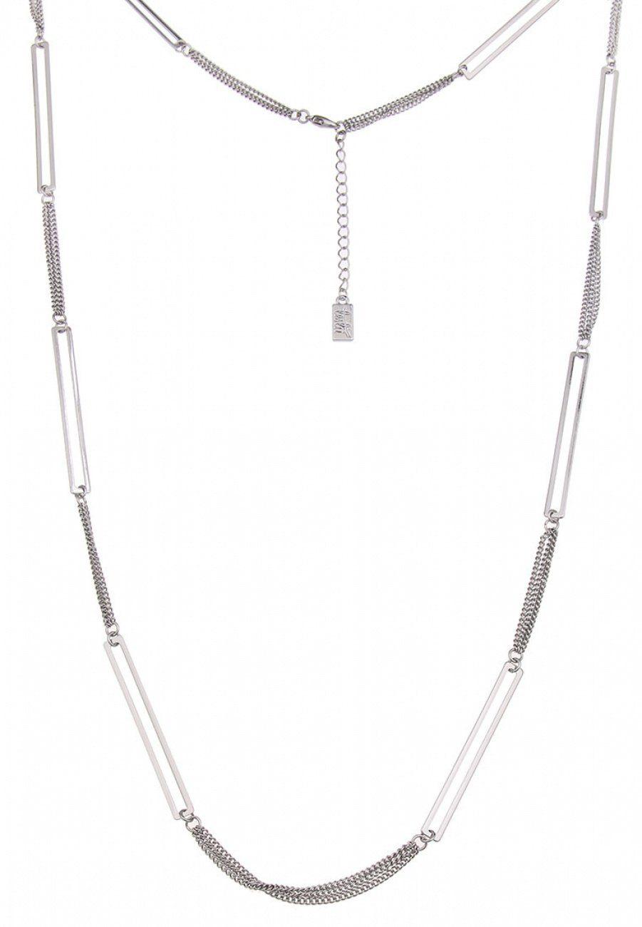 Leslii Halskette mit wechselnden Elementen