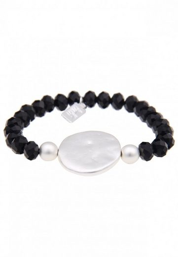 leslii Armband mit Glasperlen