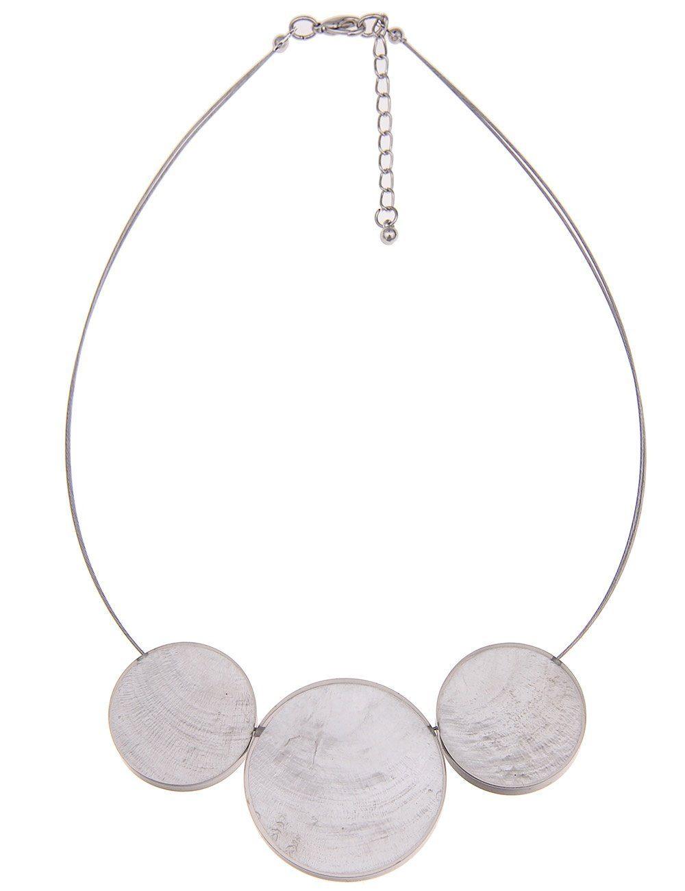 Kaufen Drei Online Anhängern Leslii Halskette Mit 43RLj5A