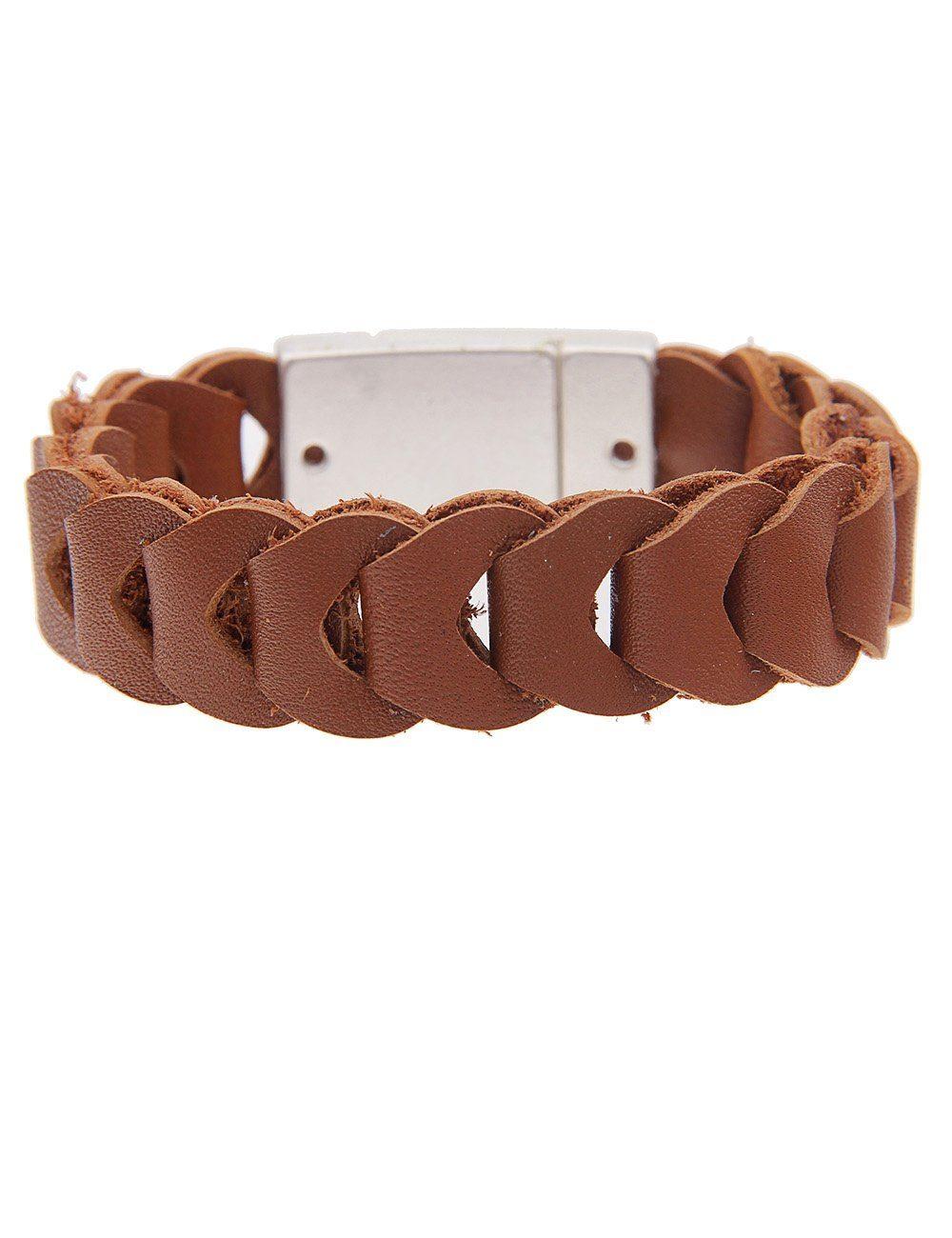 Leslii Armband in rustikalem Design