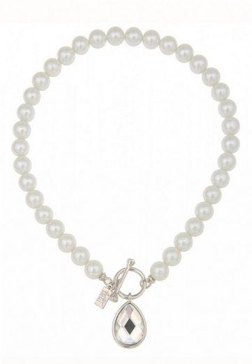 leslii Halskette mit Tropfenanhänger