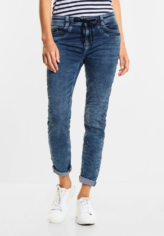 STREET ONE Loose fit Jeans, Lässige Loose Fit Denim Bonny online kaufen | OTTO