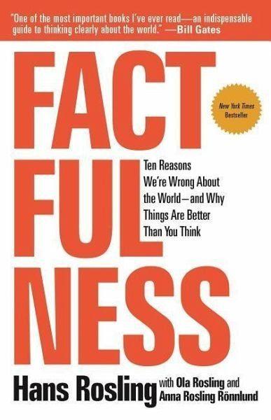 Gebundenes Buch »Factfulness«