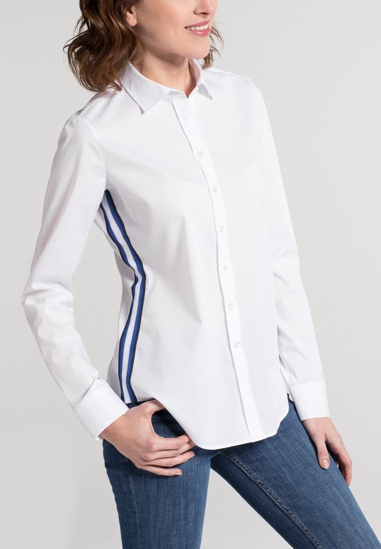 ETERNA Langarm Bluse »SLIM FIT«