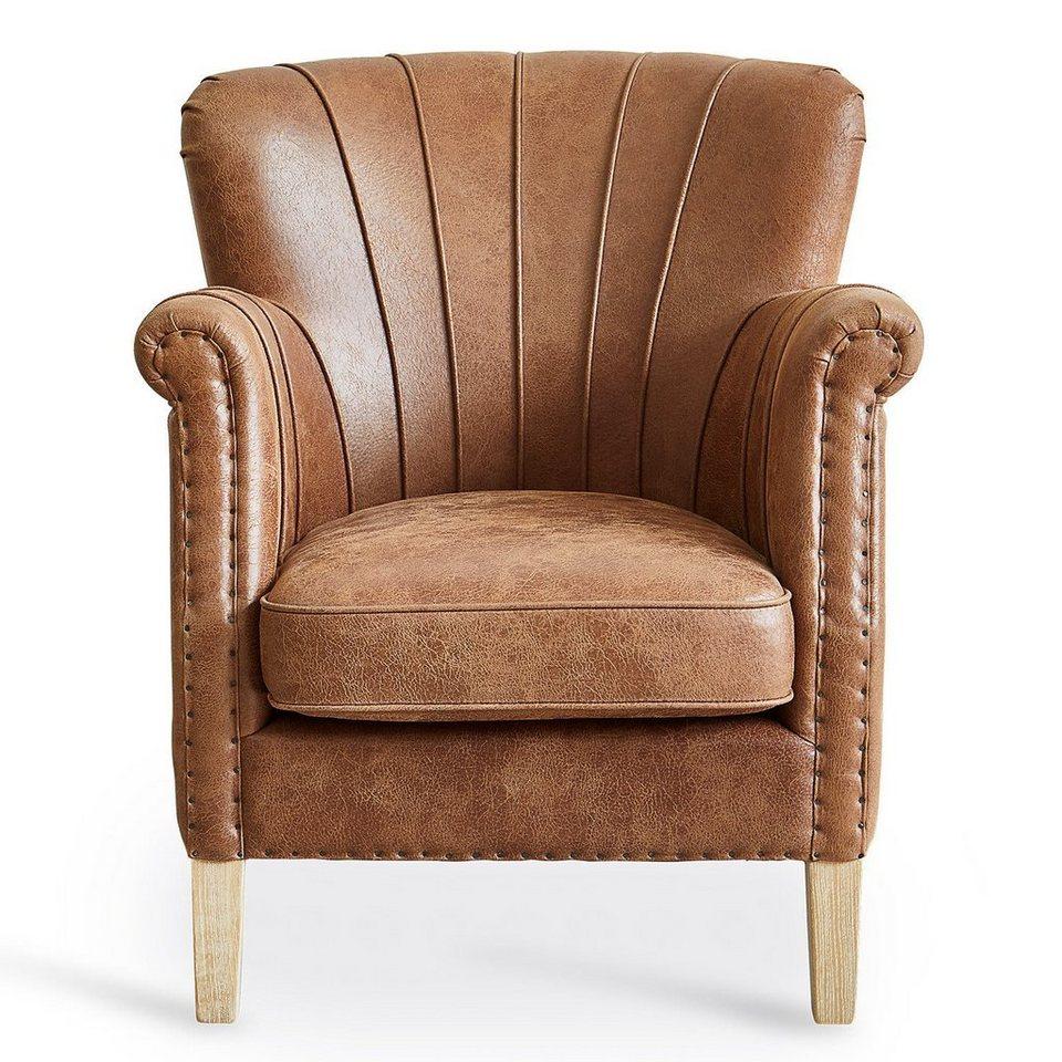 loberon sessel bartley online kaufen otto. Black Bedroom Furniture Sets. Home Design Ideas