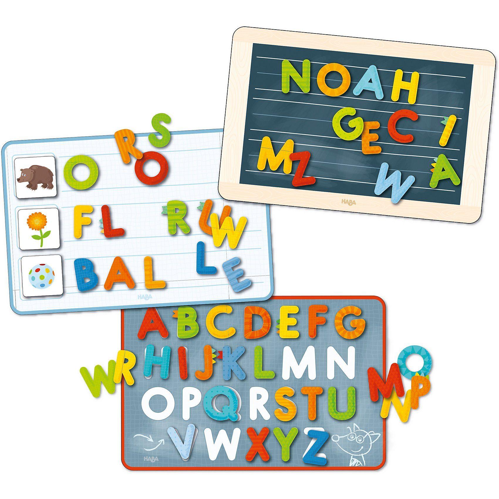 Haba Magnetspielbox ABC-Entdecker