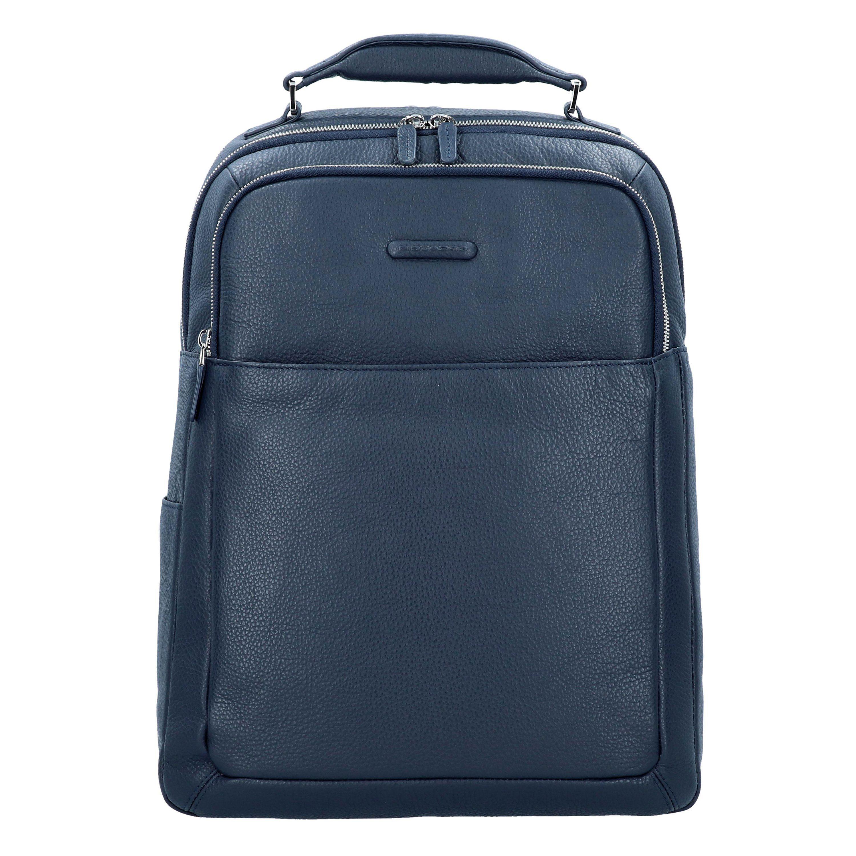 Piquadro Modus Business Rucksack Leder 43 cm Laptopfach