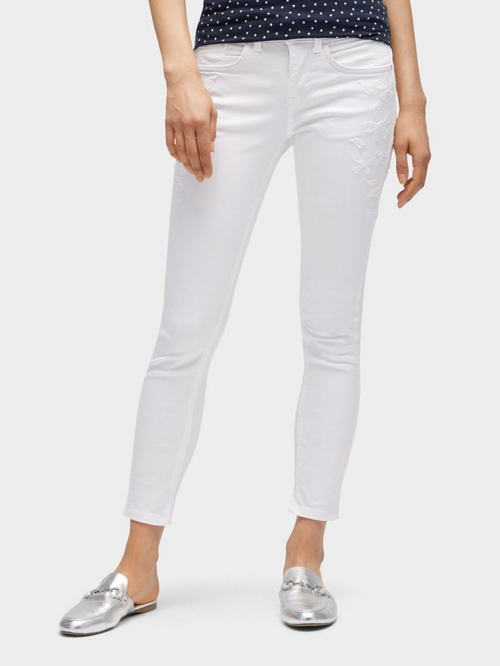TOM TAILOR Ankle-Jeans »Alexa Skinny Ankle Jeans«