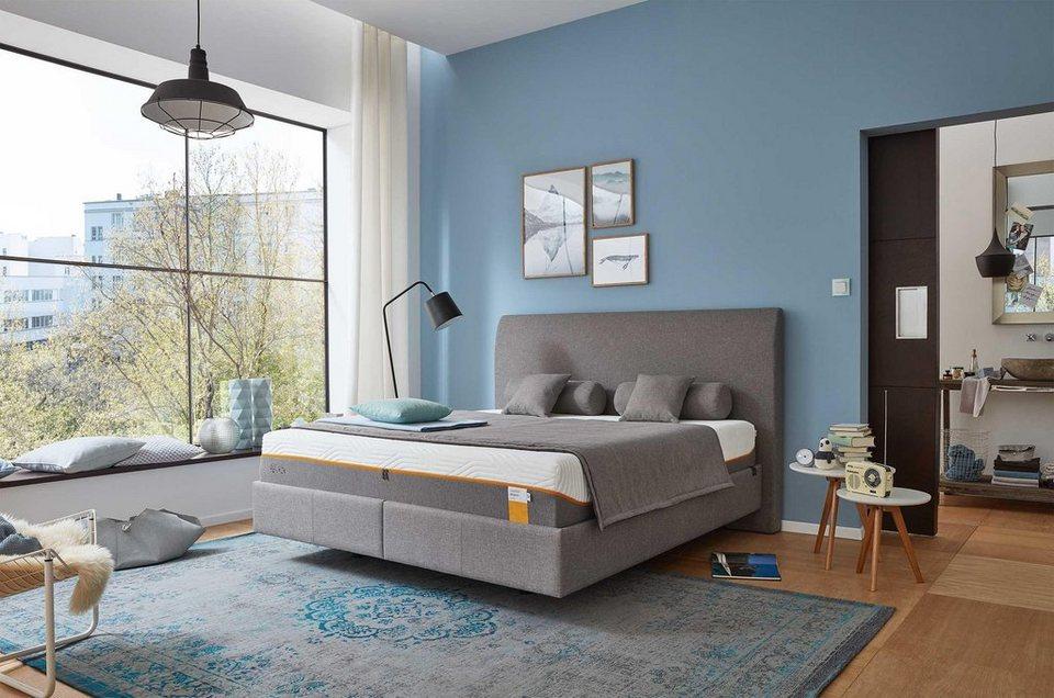 visco matratze original luxe tempur 30 cm hoch mit cooltouch technologie online kaufen otto. Black Bedroom Furniture Sets. Home Design Ideas