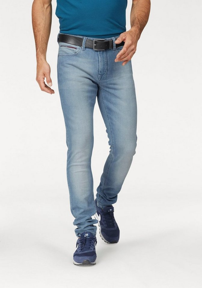 fe1fed247 Tommy Jeans Jeans »SLIM TAPERED STEVE BELB« kaufen | OTTO