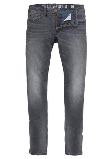 jeans fit S Red oliver Skinny Label 1wqnaYXF