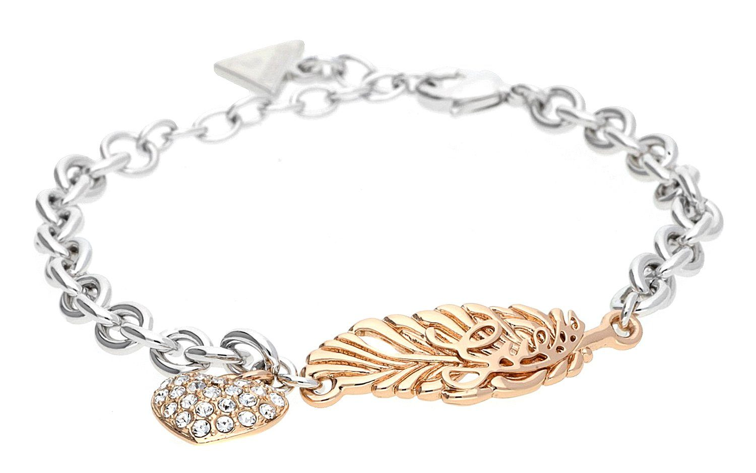 Guess Armband »City of Angels UBB21512-S«