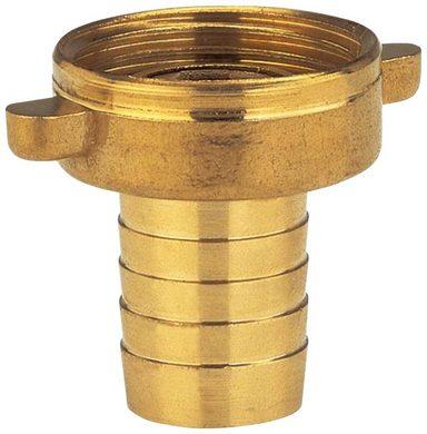 GARDENA Schlauchverschraubung »07142-20«, Messing 2-teilig 33,3 mm (G 1)