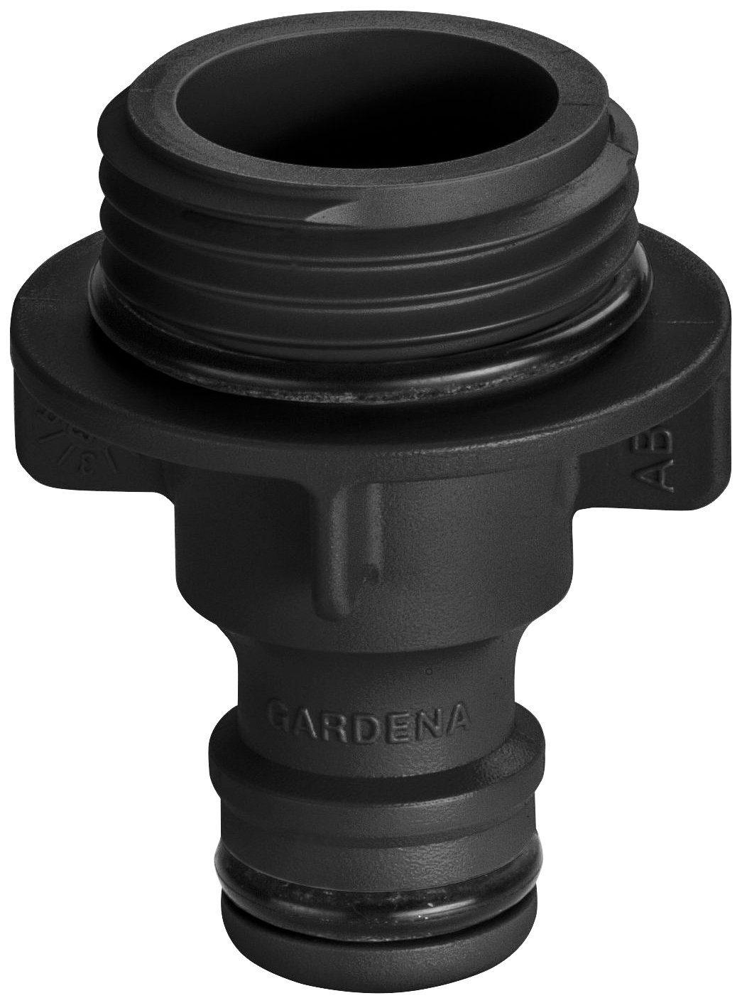 """GARDENA Anschlussstück »05304-20«, für Regner, 13 mm (1/2"""") - 19 mm (3/4"""")"""