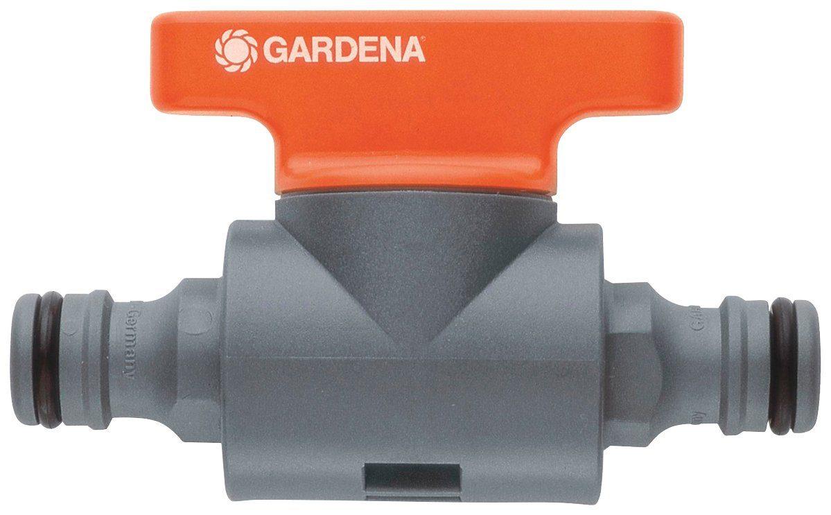 """GARDENA Regulierventil , für Regner, 13 mm (1/2"""") - 19 mm (3/4"""")"""