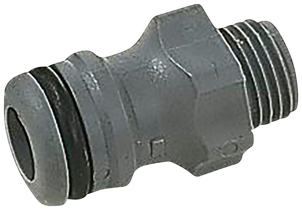 GARDENA Anschlussstück , 13,2 mm (G 1/4)-Gewinde