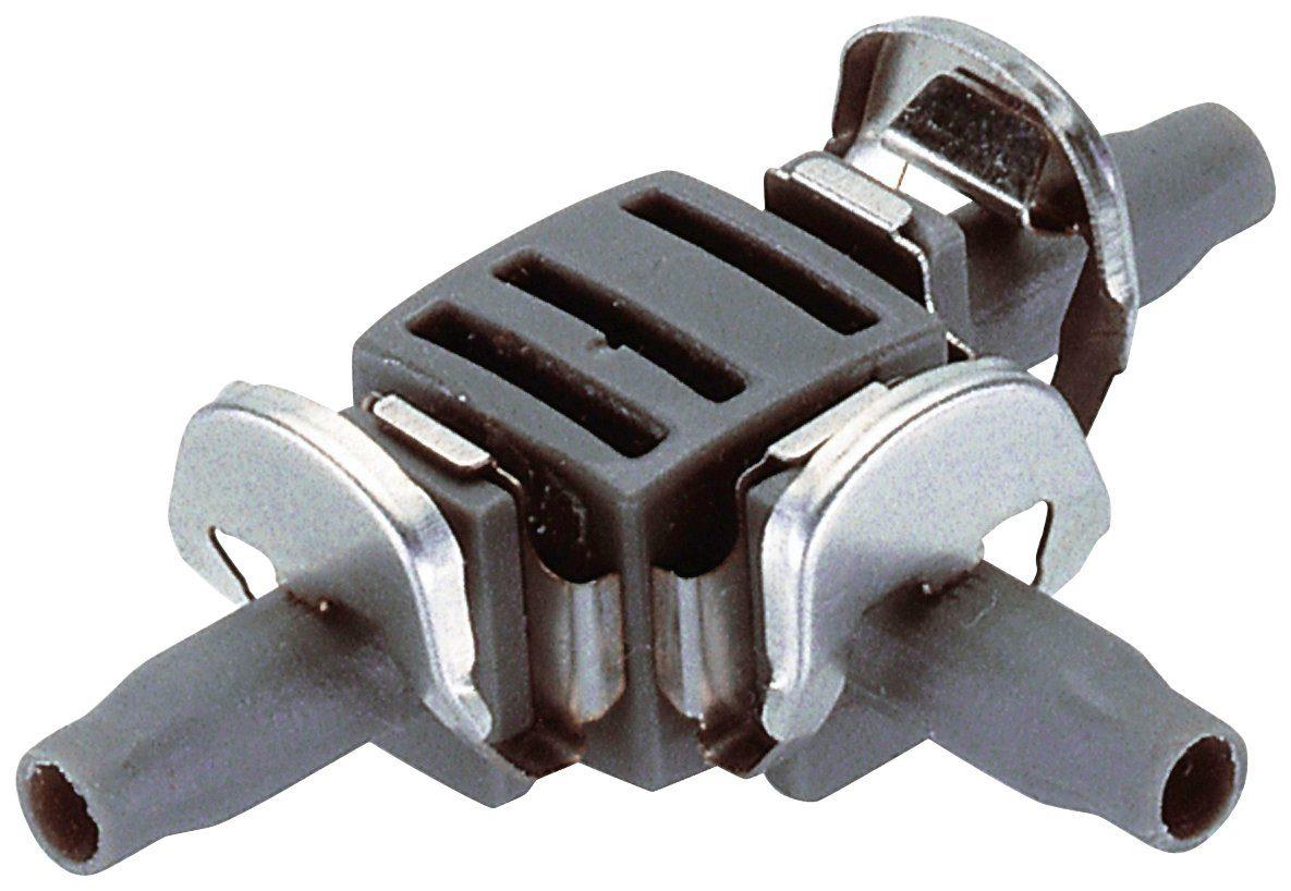 "GARDENA T-Stück »Micro-Drip-System«, 4,6 mm (3/16""), 10 Stück"