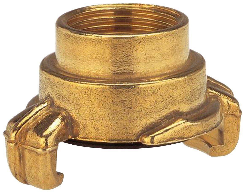 GARDENA Schnellkupplung »07106-20«, Messing mit Innengewinde 21 mm (G-1/2)
