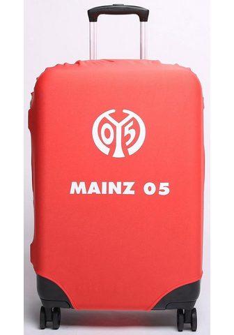 MEINTROLLEY Kofferhülle »Bundesliga Mainz 05«