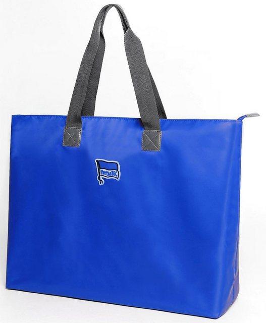 meinTrolley Strandtasche »Bundesliga, Hertha BSC« | Taschen > Handtaschen > Strandtaschen | meinTrolley