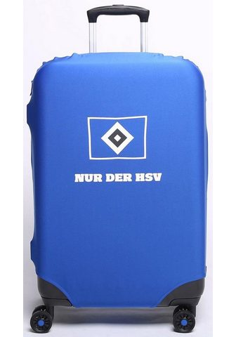 MEINTROLLEY Kofferhülle »Bundesliga Hamburger SV«