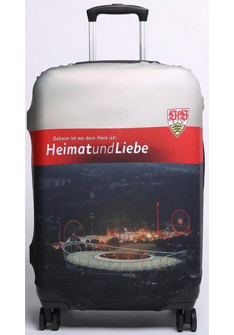 Kofferhülle для Hartschalentrolle...