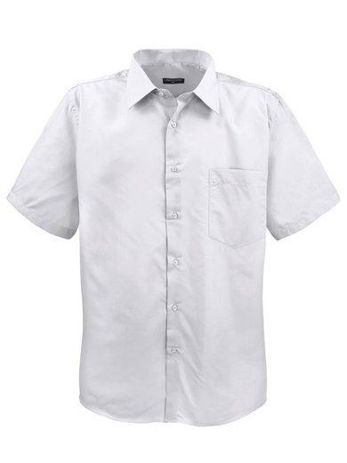 Lavecchia Kurzarmhemd »Übergrößen Herren Hemd Hka-14« Basic Herrenhemd