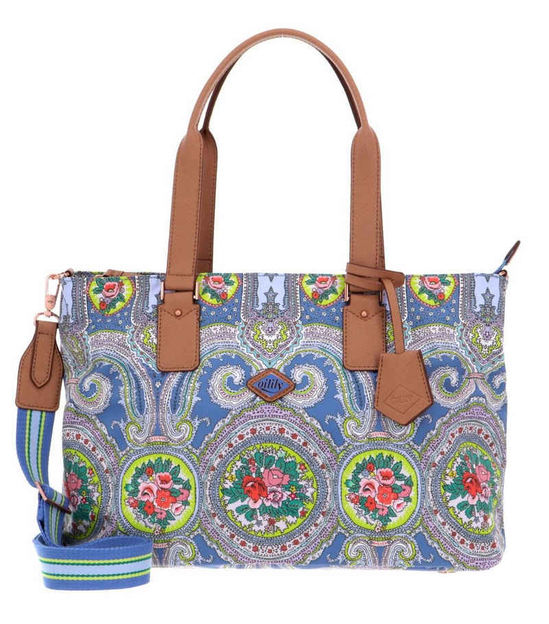Oilily Schultertasche »City Rose Paisley«