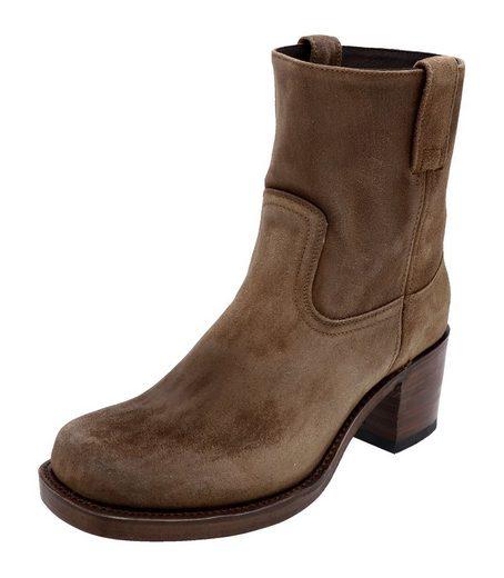 Sendra Boots »12050 Cuoio Damen Stiefelette« Stiefelette