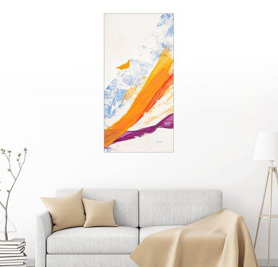 Posterlounge Wandbild - Jan Sullivan Fowler »JSFStudios Waves of Washi 03«