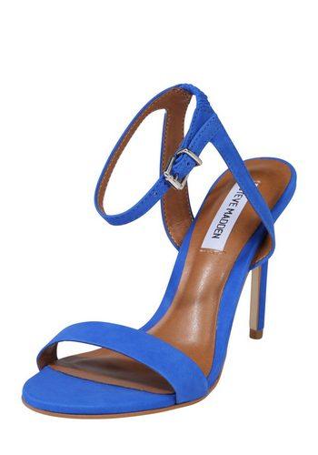 Damen STEVE MADDEN LANDEN Slingpumps blau   08719484387355