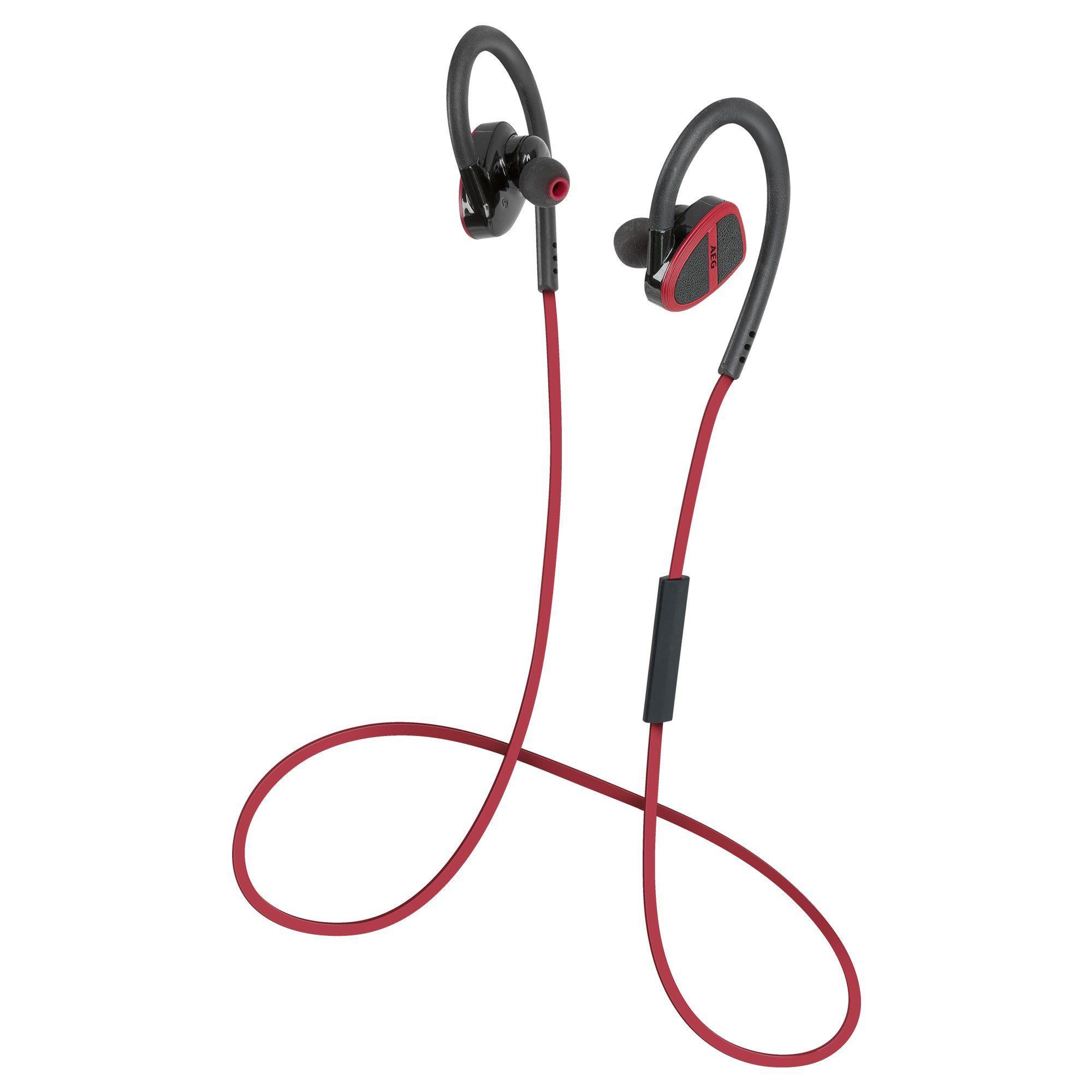 AEG Bluetooth-Kopfhörer, In-Ear inkl. Freisprecheinrichtung »KH 4232 BT«