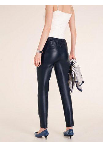 TIMELESS брюки из искусственной кожы с...