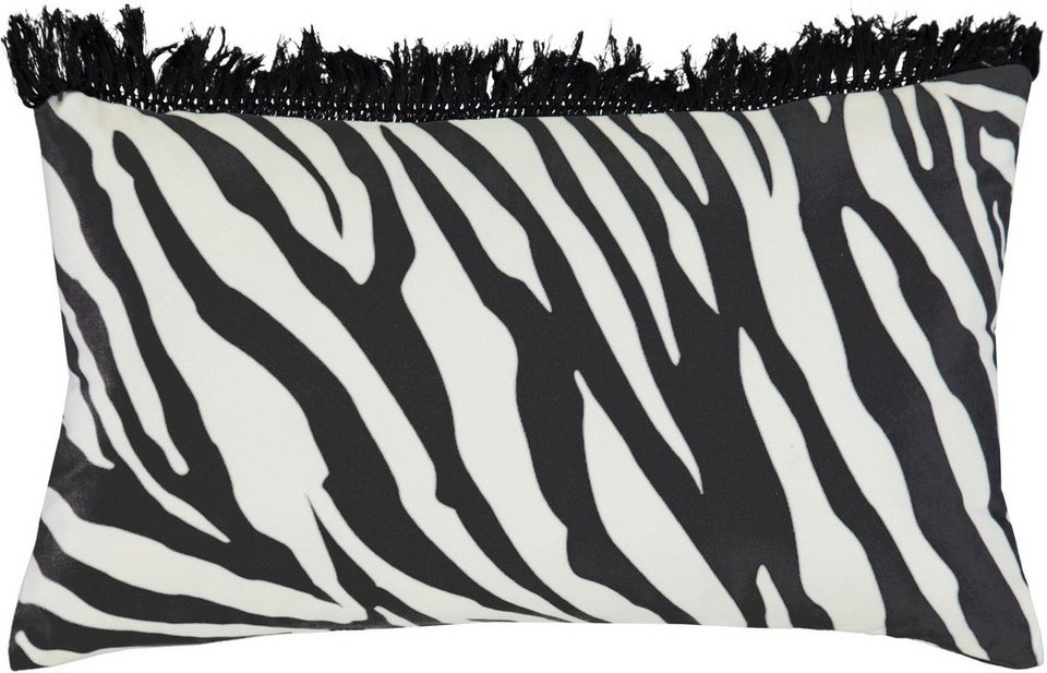 Dekokissen »Oryn«, Covers U0026 Co, Mit Zebradruck