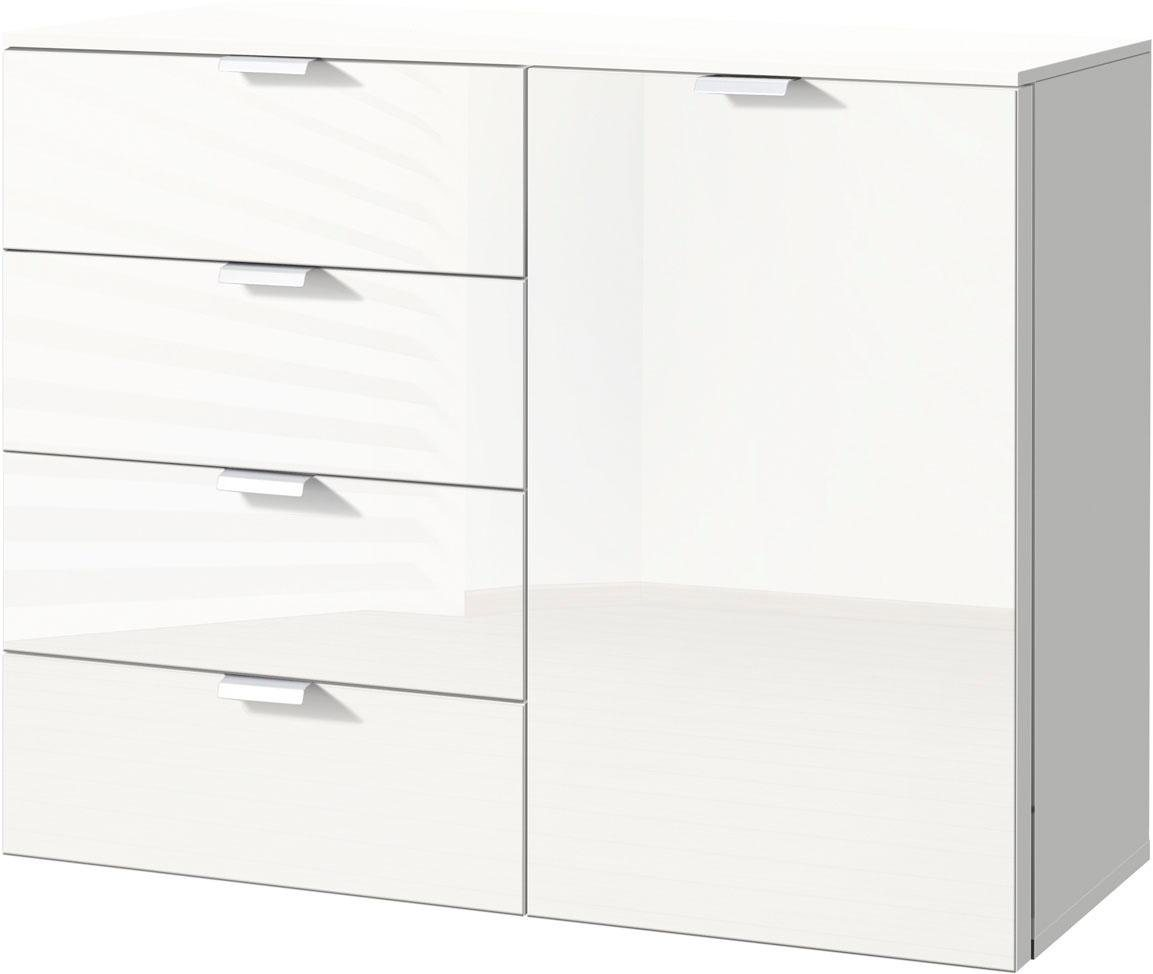 Kommoden, Sideboards und Schminktische - Express Solutions Kombikommode, Breite 100 cm  - Onlineshop OTTO