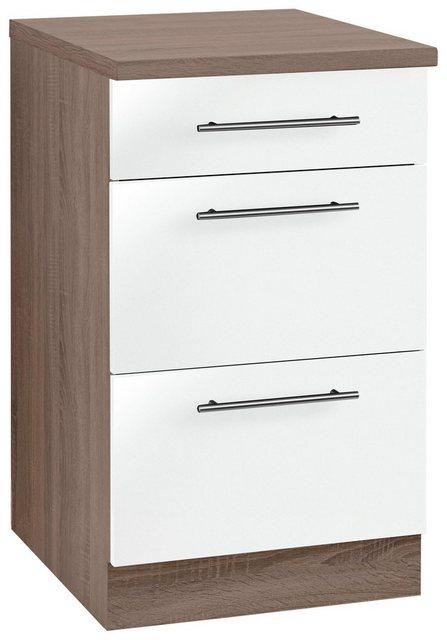 Küchenschränke - wiho Küchen Unterschrank »Aachen«, Breite 50 cm  - Onlineshop OTTO