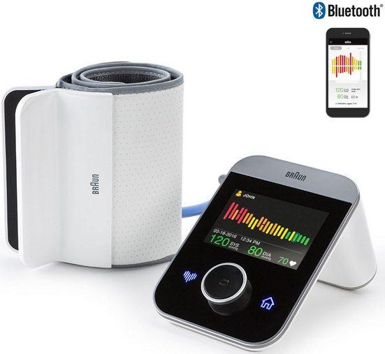 Braun Oberarm-Blutdruckmessgerät BUA7200 ActivScan™ 9