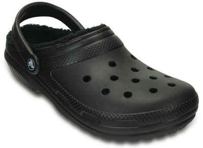 f8badbd885f575 Crocs »Classic Lined Clog« Clog mit kuscheligem Fellimitat