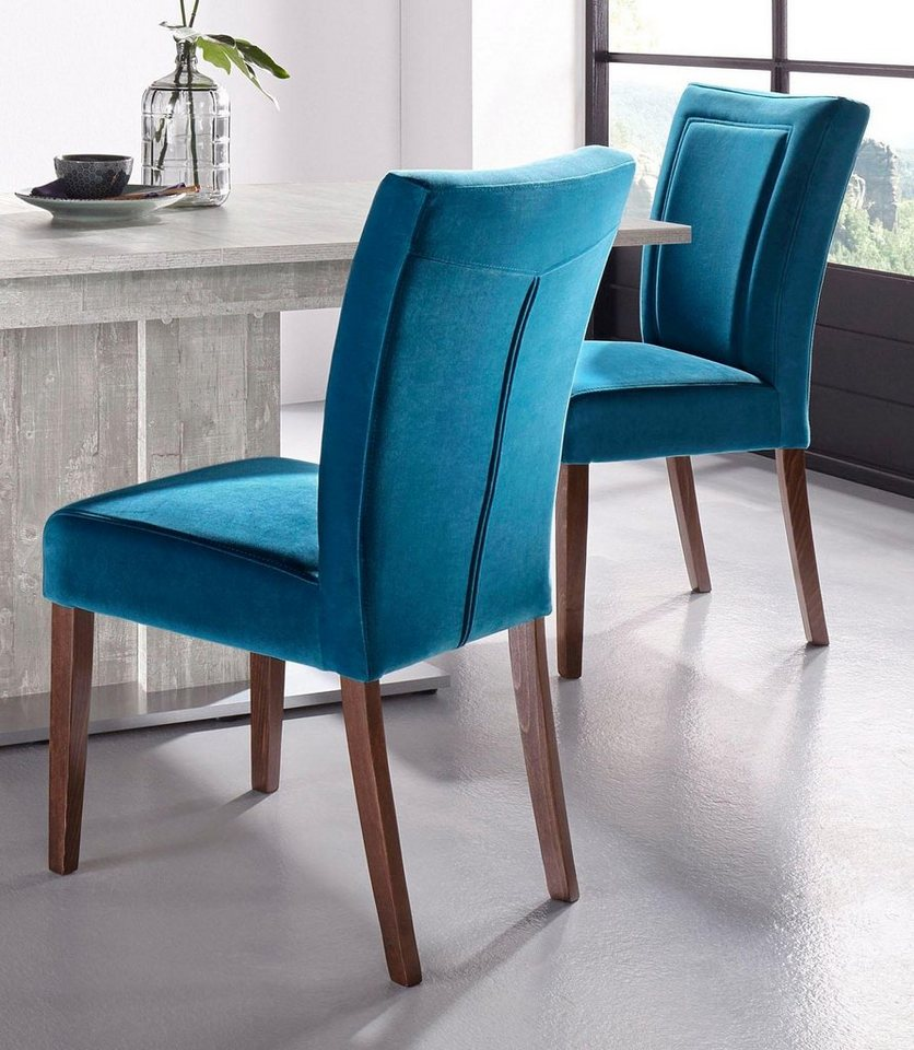 stuhl zena sitzh he 48 5 cm 2er set kaufen otto. Black Bedroom Furniture Sets. Home Design Ideas