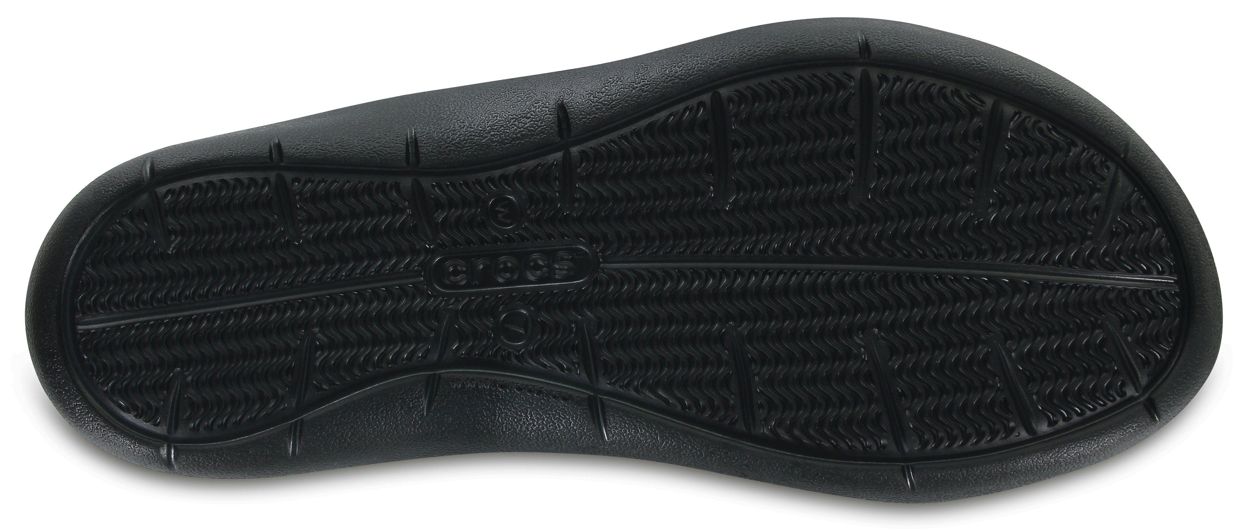Crocs Swiftwater Sandal Pantolette  online kaufen  Pantolette schwarz be576f