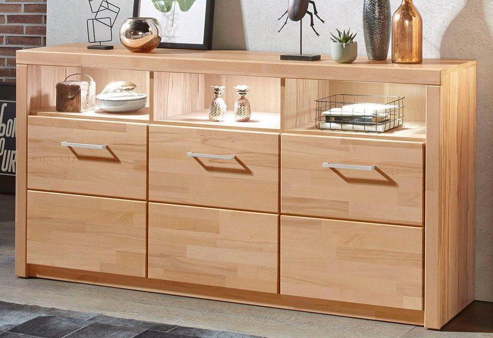 sideboard martha breite 160 cm online kaufen otto. Black Bedroom Furniture Sets. Home Design Ideas