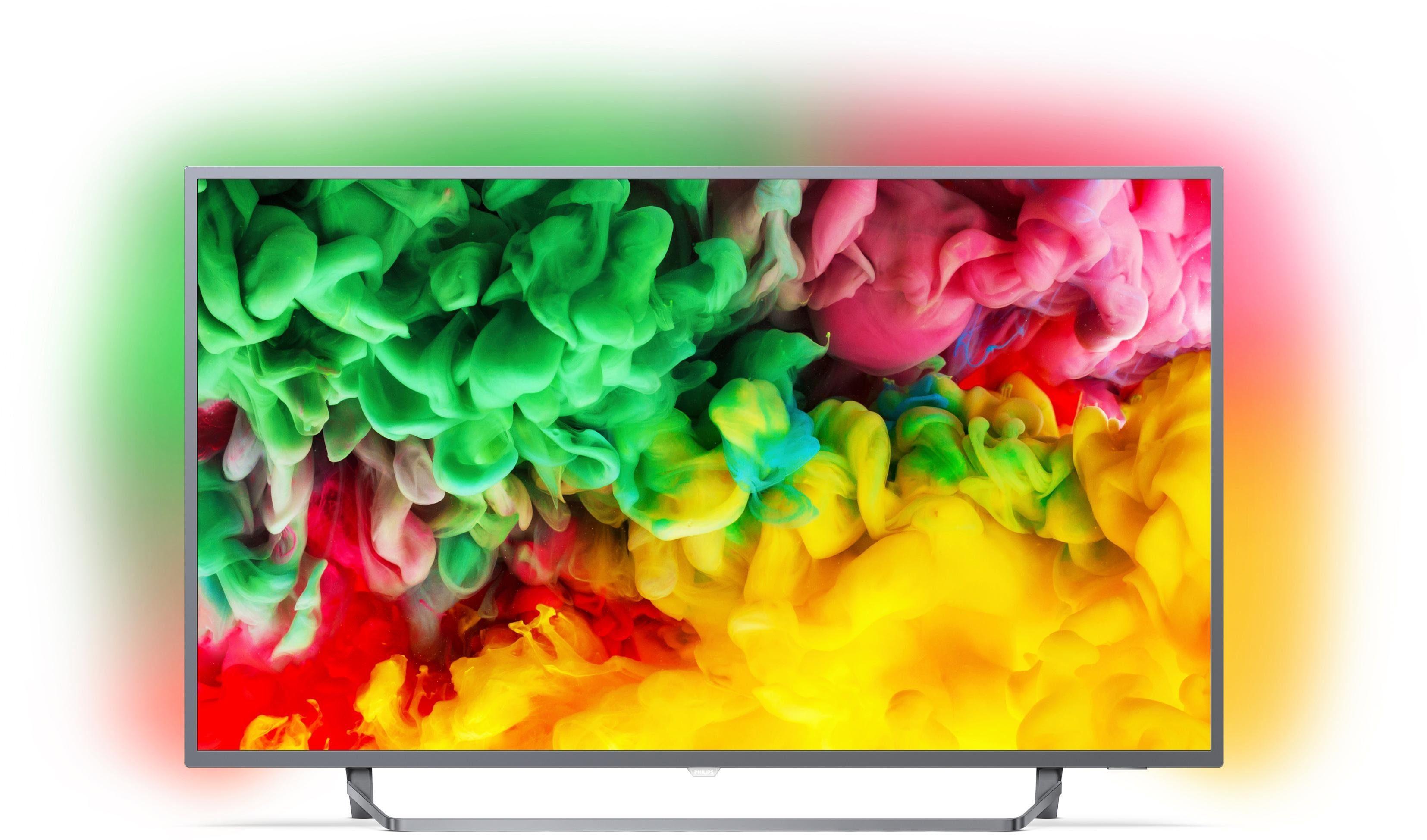 Philips 65PUS6753 LED-Fernseher (164 cm/65 Zoll, 4K Ultra HD, Smart-TV, USB-Recording)