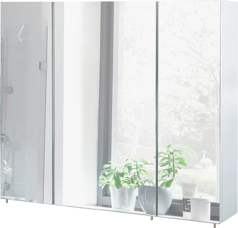 Schildmeyer Spiegelschrank »Basic«, Breite 90 cm
